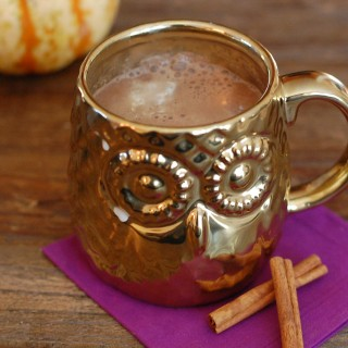 Almond Butter Hot Chocolate