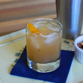 Improved Maple Leaf Cocktail