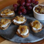 Apple raisin chutney