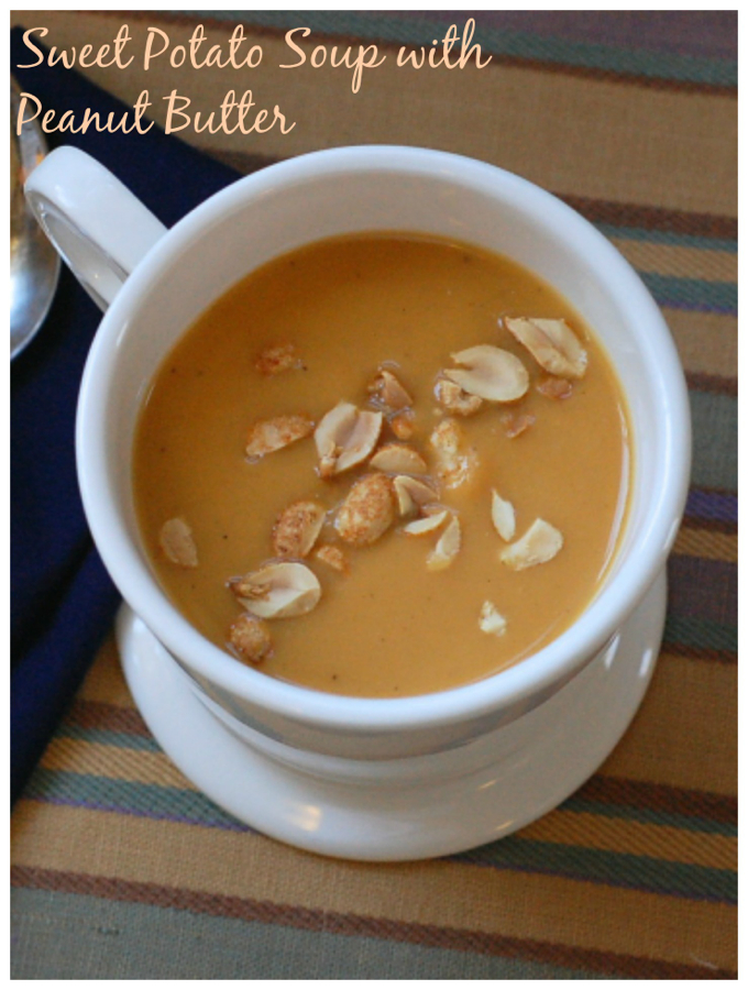 This vegan, gluten-free soup makes a perfect cozy winter lunch. Kids love it!