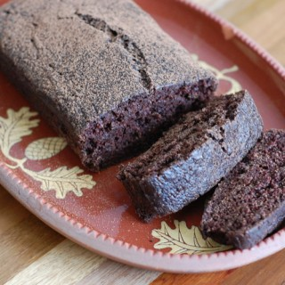 Skinny Vegan Chocolate Cake