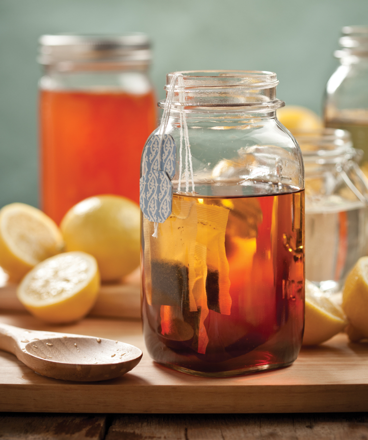 Lemony Sweet Tea Vodka