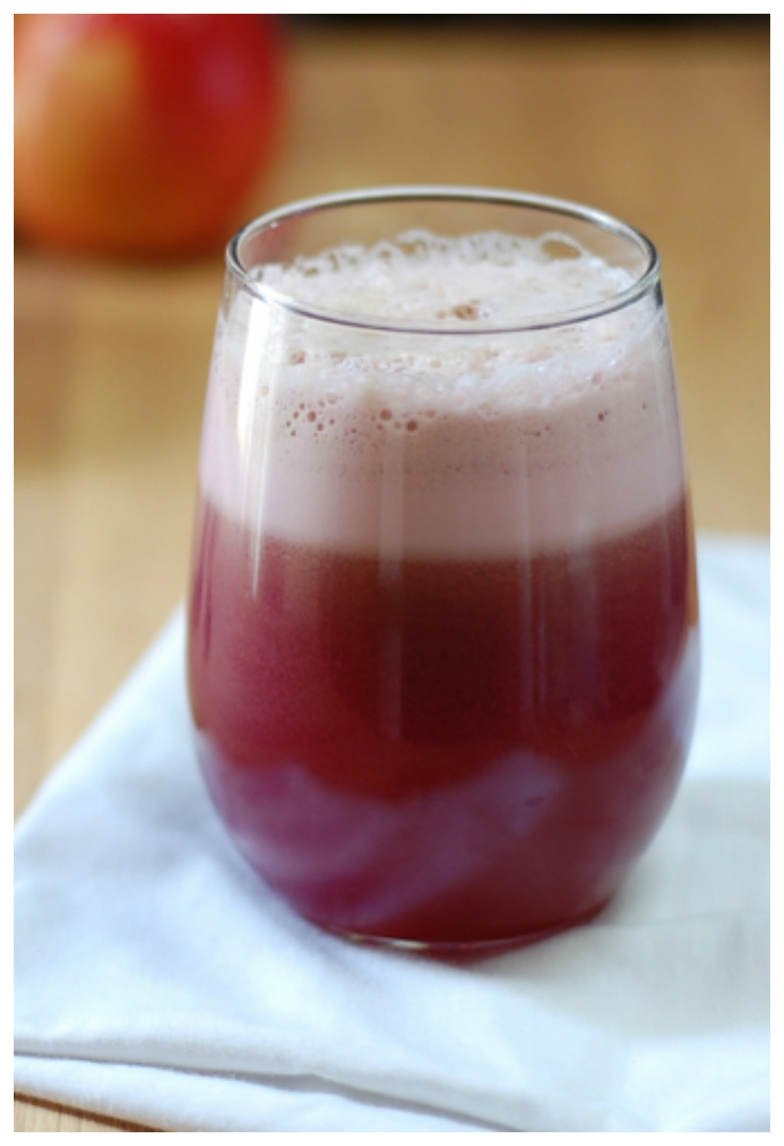 Blueberry Cabbage Power Juice