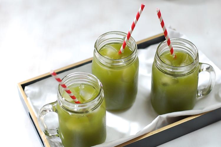 Kale lemonade 2