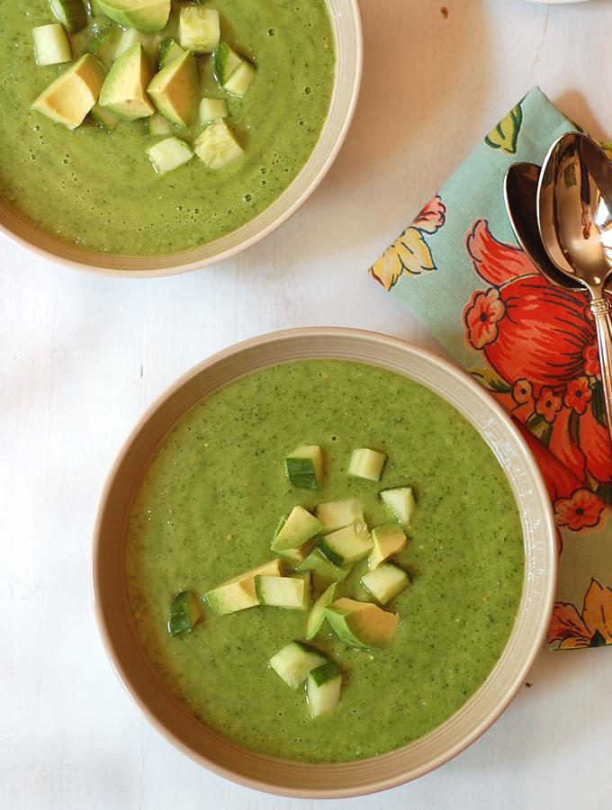 avocado soup 5