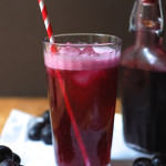 homemade concord grape soda