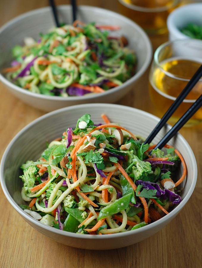 Zucchini Noodle Pad Thai 6