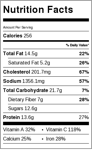 shakshuka_soup_nutrition_information
