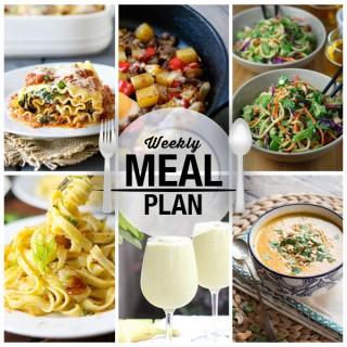 Weekly Meal Plan — Week 5