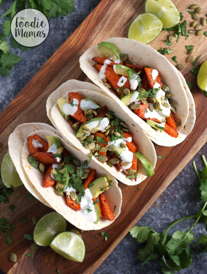 Carrot-tacos