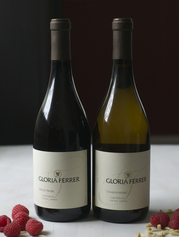 Gloria Ferrer wines