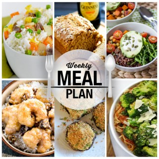 Weekly Meal Plan — Week 3