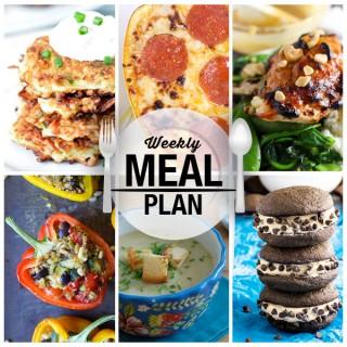 Weekly Meal Plan — Week 4