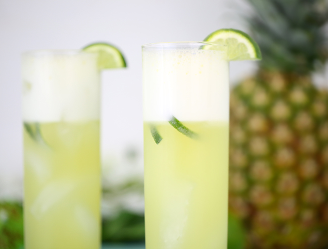 pineapple-lime-drink