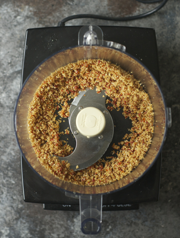 Sun-Dried Tomato Breadcrumbs