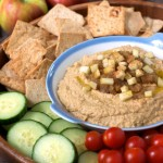 Honeycrisp Apple Hummus
