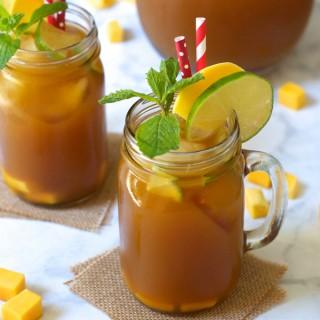 Mango Iced Tea