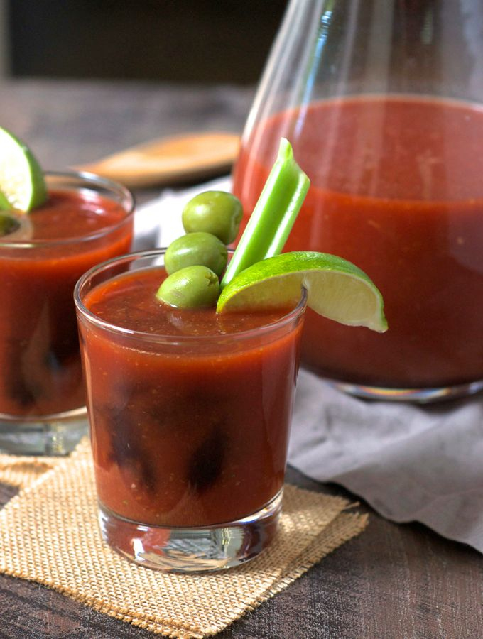 Balsamic Bloody Mary – Turnip the Oven