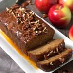 Caramel Applesauce Cake