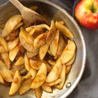 Small Batch Stovetop Apple Pie Filling