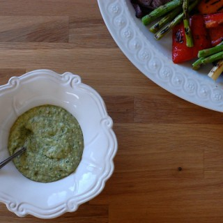 White Bean Chimichurri