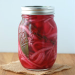 Hot Sauce Pickled Onions