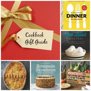 Holiday Cookbook Gift Guide