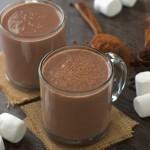 Thick and Creamy Skinny Hot Chocolate