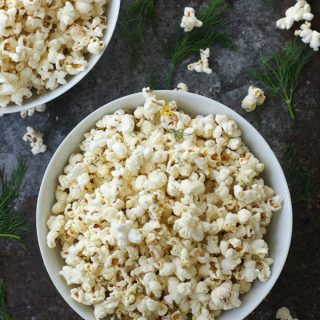 Buttermilk Ranch Popcorn
