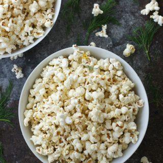 Buttermilk Ranch Popcorn