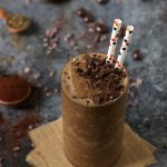 Chocolate Dirty Chai Smoothie